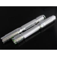 Quality 445nm 1000mw blue laser pointer flashlight with rechargeable battery and goggles for sale