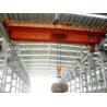 Prefab Industrial Steel Buildings Pre-engineered Building With Cranes Inside for sale