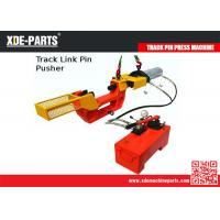 Wholesale Portable Hydraulic Master Link Pin Pusher MachineFor Track Link Remove&Repaired from china suppliers