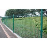 Buy cheap Pvc Coated Low Carbon Steel Wire Chain Link Fence Acid Resistant from wholesalers