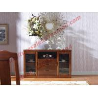Wholesale Luxury Design Furniture for Solid Wooden Buffet in Dining Room Set from china suppliers