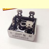 Wholesale 50A 1000V diode bridge rectifier kbpc5010 from china suppliers