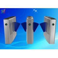 Wholesale 304 Stainless Steel Swing Gate Turnstile Controlled Access Turnstiles from china suppliers