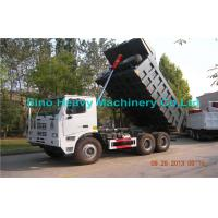 Wholesale Sinotruk HOWO 6x4 Heavy Duty Dump Truck with Manual Transmission for sale from china suppliers