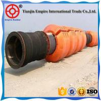 Wholesale Floating Hose large diameter HDPE pipe with HDPE floater flexible rubber hose from china suppliers