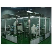Wholesale ISO Semiconductor hardwall Clean Room Class 100 - 10000 With Fan Filter Unit from china suppliers