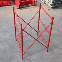 Buy cheap Heavy Duty Concrete Floor Shoring Acrow Frame from wholesalers