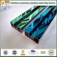 Wholesale CE Approved Different Color Cheap Price Stainless Steel Tube from china suppliers