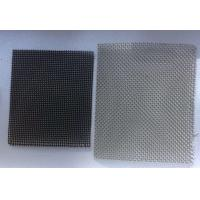 Wholesale Custom Size 304 316 Stainless Steel Insect Screen , Window Wire Mesh Rolls from china suppliers