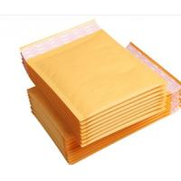 Wholesale Customized Printed Kraft Bubble Mailer 110*190 With Water Resistance from china suppliers