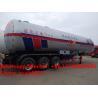 2019s new manufactured 59.53cbm bulk lpg gas tanker semitrailer for sale, cheaper higher quality propane road tanker for sale