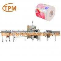 China Automatic toilet tissue Packing Machine on sale