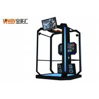 Buy cheap Anti - Winding Design VR Space Simulator / VR Space Walk Full View VR Headset from wholesalers