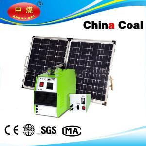 Wholesale china coal pv portable solar generator,solar systerm, solar energy systerm from china suppliers