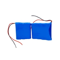 Wholesale 7.4V 7000mAh Liion Battery Pack 18650 Shrinked PVC Package from china suppliers