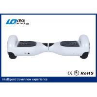 Quality 2 Wheels 6.5 Inch Hoverboard 3 Hours Charging Time Environmental Protection for sale