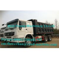 Wholesale International Dump Truck Heavy Duty Dump  Tipper Safety Sinotruck howo Hulage Truck Cargo from china suppliers