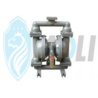 Wholesale Chemical Pneumatic Double Diaphragm Pump Air Operated Easy Operation from china suppliers