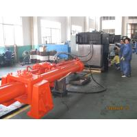 Quality Custom Miter Gate Hydraulic Pressure Cylinder Horizontal Flat Standard Hydraulic Cylinders for sale
