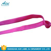 Wholesale Elastic Webbing Straps Elastic Binding Tape Fold - Over Elastic Tape from china suppliers
