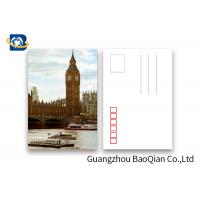 Wholesale UK Tourist Tttraction 3D Lenticular Postcards 5D Effect Printing Images from china suppliers