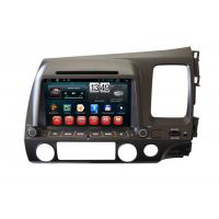 Wholesale Civic Right Driving Honda Navigation System  Dual Zone Car GPS DVD Player from china suppliers