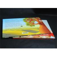 Wholesale Full Color Glossy Paper Hardcover Book Printing Services , Offset Book Printing from china suppliers