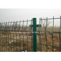 Wholesale Soft Steel Garden Mesh Fencing / PVC Coated Galvanized Welded Wire Fence from china suppliers