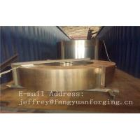 Wholesale Hot Forged Rolled Rings / Stainless Steel Sleeve DIN Standard 1.4401 from china suppliers