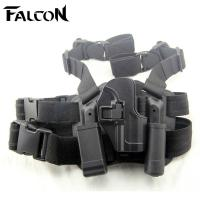 Buy cheap Blackhawk CQC Hunting Gun Accessories Tactical Aisoft HK USP Thigh Holster Drop from wholesalers