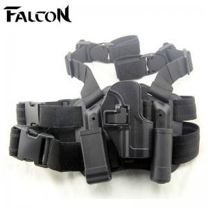 Buy cheap Blackhawk CQC Hunting Gun Accessories Tactical Aisoft HK USP Thigh Holster Drop Leg Loop from wholesalers
