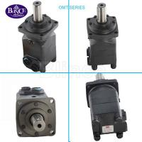 China Sauer Danfoss Omt 315 Hydraulic Motor 151B3003 4bolts Square Flange G3/4 Port Size for sale