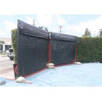 Wholesale Temporary Noise Barriers 4 layer waterproof, Fireproof, Weather Resistant Noise Barriers Blanket from china suppliers