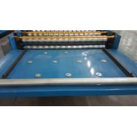 Wholesale Automated Corrugated Roofing Sheet Tile Roll Forming Machine , Roof Panel Productions Making Machines from china suppliers