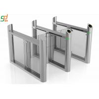 Wholesale Fitness Center Supermarket Swing Barrier Gate Access Control System IP44 from china suppliers
