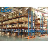 Wholesale Metal Industrial Storage Rack For Warehouse Storage Solutions Powder Coated Finishing from china suppliers