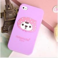 Wholesale 3D Cute Silicone Case for iPhone 4 4S from china suppliers