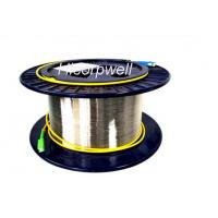 Wholesale 100m/500m/1km Fiber Optic OTDR Launch Cable Spool  SM G657A1 Bare  Optical Fiber from china suppliers