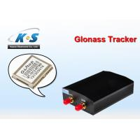 Buy cheap Car Geo-fence GPS Glonass Tracker Web Based Tracking Device DC 9V-30V from wholesalers