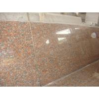 G562 China Granite Polished Maple Red Granite Tile 60*60 and Granite Exterior Stair for sale