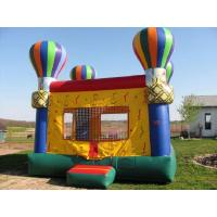 Wholesale Customized Hot Air Balloon Blow Up Bounce House Inflatables For Fun from china suppliers