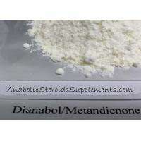 China Real Oral Anabolic Steroids Bodybuilding Dianabol Methandienone Steroid For Man for sale