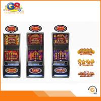 Wholesale Classical Good Quality Bandit Random Video Casino Gaming Slot Machines Three 7 from china suppliers