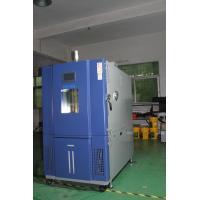 China Research Stability Environmental Test Chamber , High Temperature Chamber Stable Controlled for sale