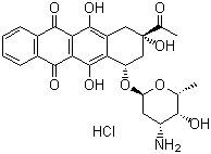 Wholesale Idarubicin hydrochloride [57852-57-0] In stock Assay:99%; I;Molecular Weight:533.95 from china suppliers