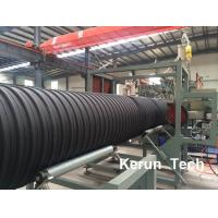 Quality Large Diameter Steel Reinforced PE Winding HDPE Pipe Extrusion Machine 800 kgs / for sale