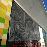 Wholesale oem aluminum decorative expandable sheet metal architectural mesh from china suppliers