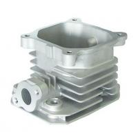 Wholesale CNC Machined Precision Casting Parts , Painting Aluminum Die Casting from china suppliers