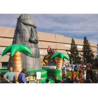 Wholesale Tiki Island Themed Large 28ft Inflatable Climbing Wall Party Games from china suppliers