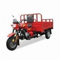 Buy cheap Cargo/Rickshaw/250cc Tricycle with Air-cooled and Four-stroke, Available in CDI from wholesalers